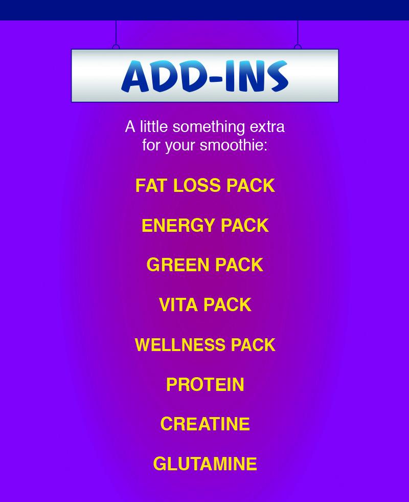 Add Ins